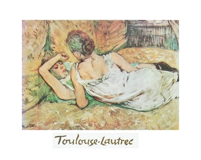 Henri Toulouse-Lautrec Freundinnen