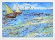 Claude Monet Les Voliers