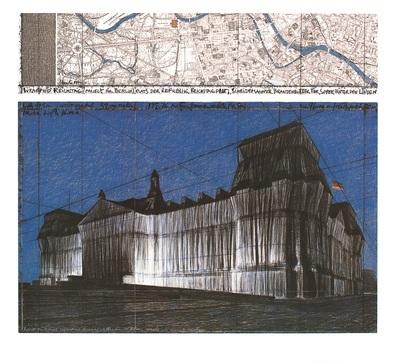 Christo Reichstag XV
