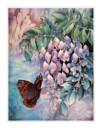 Nicht bekannt Schmetterling
