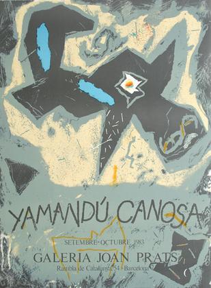 Yamanu Canosa Galeria Joan Prats I