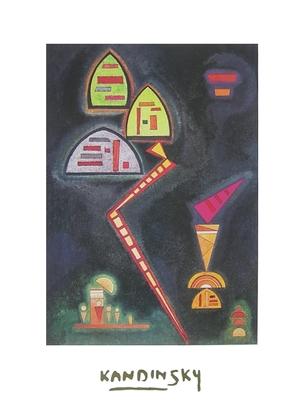 Wassily Kandinsky Gruen