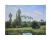 Monet claude ansicht von rouelles medium