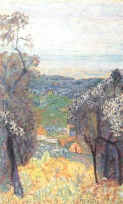 Pierre Bonnard Le Cannet