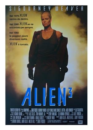 Kinoplakat Alien 3