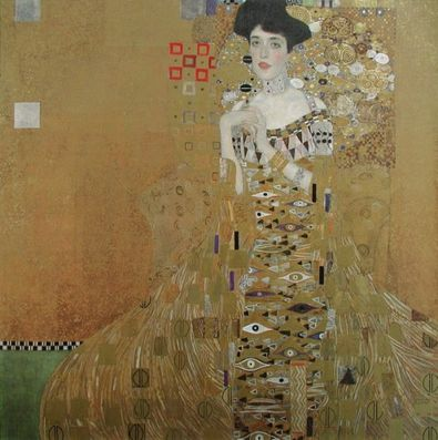 Gustav Klimt Adele Bloch Bauer I