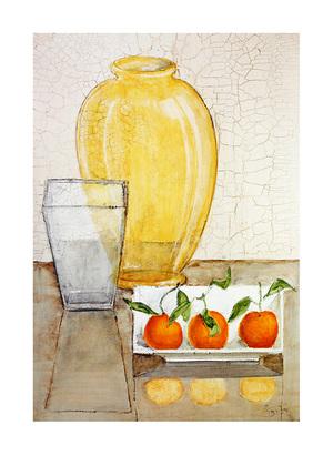 Ina van Toor Orange Harmony I