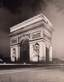 Christopher Bliss Arc de Triumph