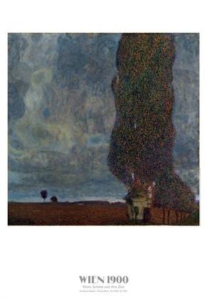 Gustav Klimt Aufziehendes Gewitter