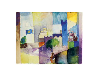 Macke august kairouan iii 1914 large