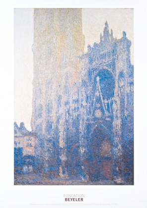 Claude Monet La Cathedrale