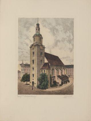 Bruck Forst, Nicolaikirche