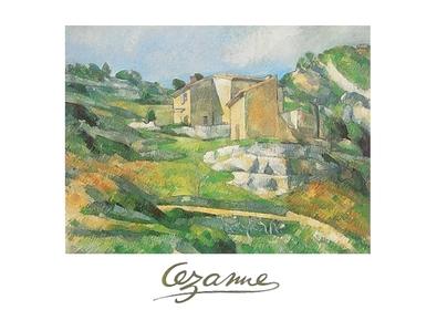 Paul Cezanne Haus in Estaque