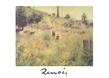 Renoir auguste weg im dichten gras medium