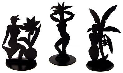 Stefan Szczesny Skulptur klein