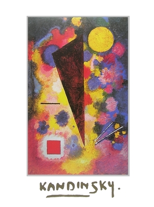 Wassily Kandinsky Resonance Multicolore