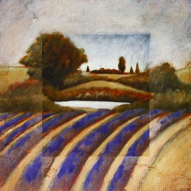 Paul Jensen Lavender Harvest