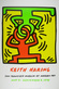 Haring keith drawing for headstand  1988  medium