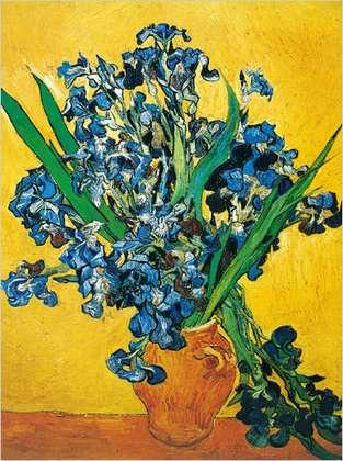 Vincent van Gogh Les iris