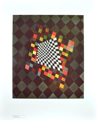 Wassily Kandinsky Quadrat