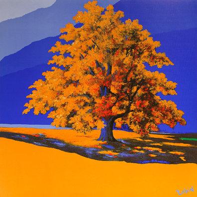 RobiN Der goldene Baum