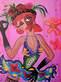 Ingrid B. Pink rosita