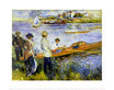 Renoir pierre pierre auguste oarsmen at chatou medium