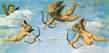 Raphael triomphe di galatee medium