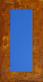 Freund juergen 3d blau auf rost auf holz medium