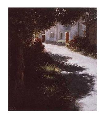 Lutz Muenzfeld Die Dorfstrasse