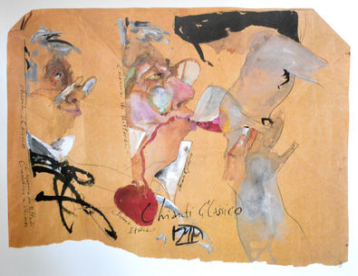 Horst Janssen Chianti Classico