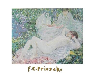 Frederick Carl Frieseke Sommer, 1914