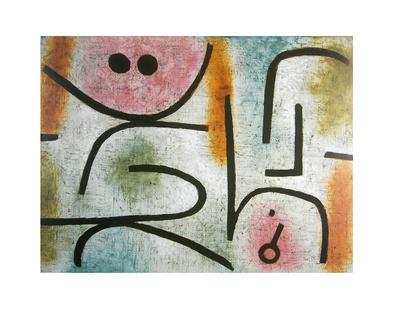 Paul Klee Zerbrochener Schluessel