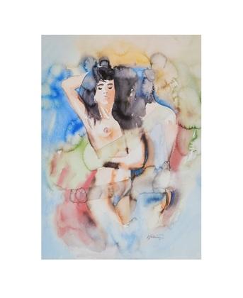 R. Heitzinger Love Dreams I