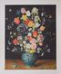 Jan Brueghel Blumen in blauer Vase