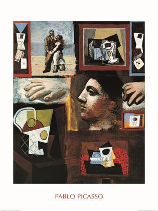 Pablo Picasso Studien