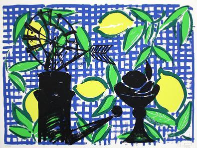 Stefan Szczesny Lemons - Mallorca suite