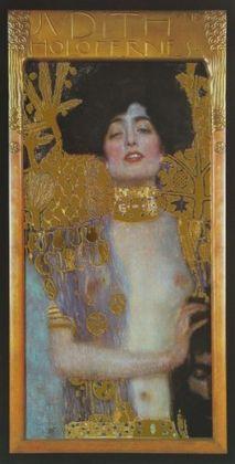 Gustav Klimt Judith I   1901