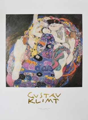 Gustav Klimt Jungfrau, 1913