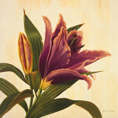 Gloria Eriksen 2er Set 'Garden Lily' + 'Field Lily'