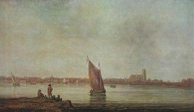 Aelbert (Aelbrecht) Cuyp Ansicht von Dordrecht