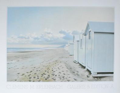 Clemens M. Erlenbach Bains des mers