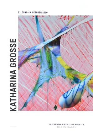 Katharina Grosse ohne Titel