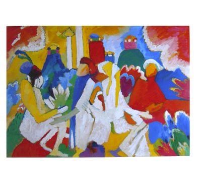 Wassily Kandinsky Orientalisches