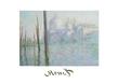 Claude Monet Venedig, Canal Grande