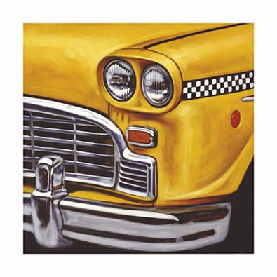 Klaus Boekhoff NY Taxi
