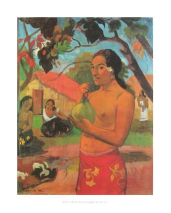 Paul Gauguin Wohin gehst du