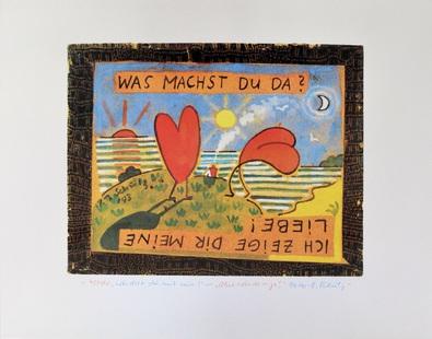 Peter-T Schulz Wie schoen Du bist   (Rueckfall)