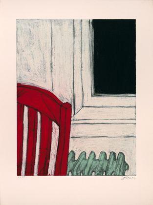 George Segal Sleeping Girl II