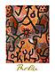 Paul Klee Flora di Roccia